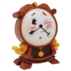 *Preorder* Cogsworth Figurine