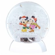 *Preorder* Mickey & Minnie Mouse Waterdazzler Globe