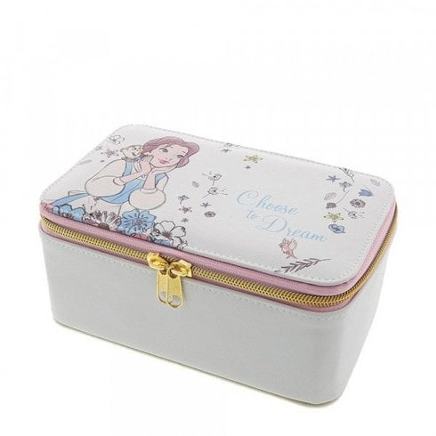 Disney Enchanting Collection Princess Belle Choose To Dream Jewellery Keepsake Box A29802