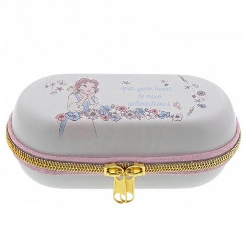 Disney Enchanting Collection Princess Belle Glasses Case A29803