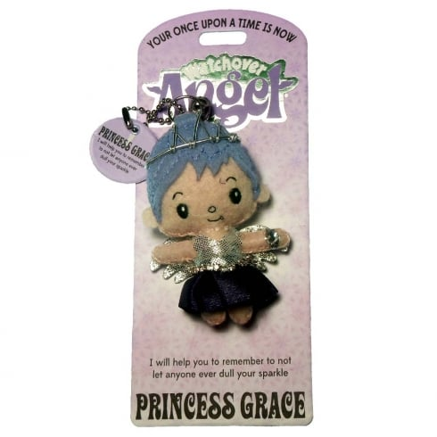 Watchover Angels Princess Grace Angel Keyring