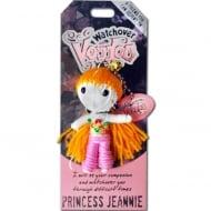 Princess Jeannie Voodoo Keyring