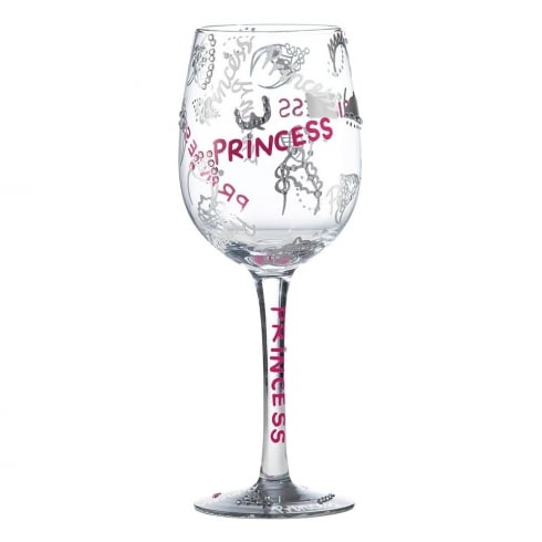 Lolita Princess Wine Glass