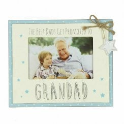 Promoted To Grandad 6 x 4 Love Life Photo Frame