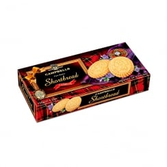 Pure Butter Shortbread Cameos 120G