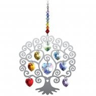 Pure Radiance Small Tree Of Life-Chakra Hanging Ornament