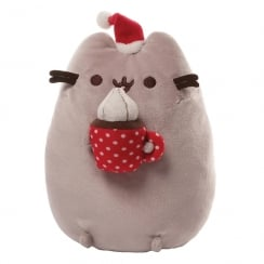 Pusheen Christmas Snackable Plush Soft Toy