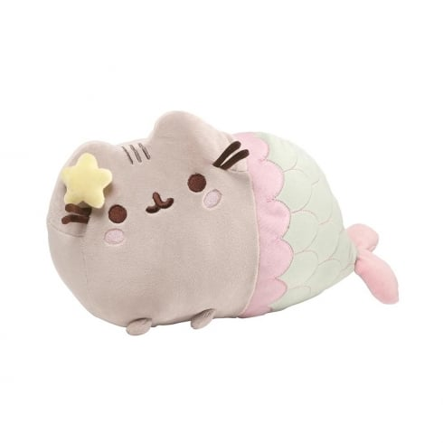 Gund Pusheen Mermaid Cat Soft Toy