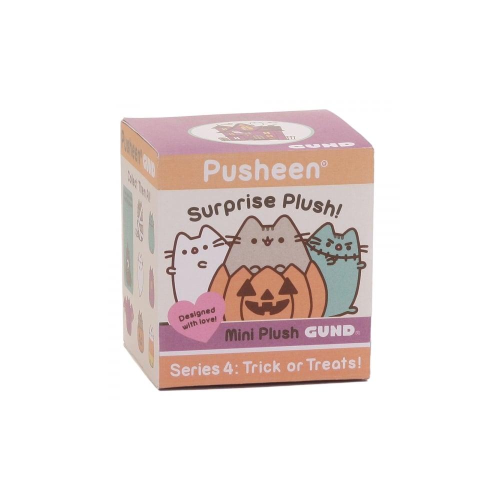 Pusheen Halloween Mystery Blind Box Series 4 Gund Sushi
