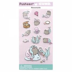 Pusheen Stickers Mermaid