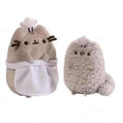 Pusheen & Stormy Cats Baking Set Soft Toys