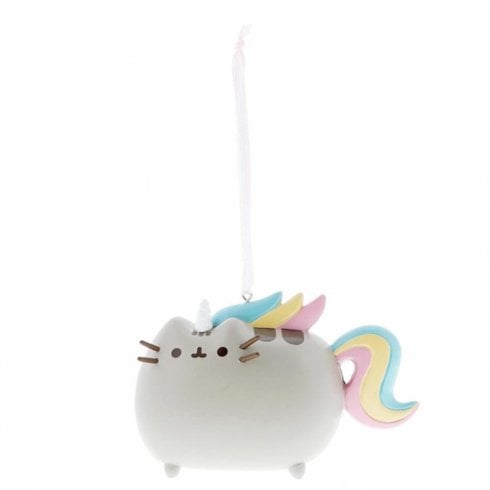 Enesco Pusheen Unicorn Ornament