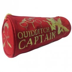 Quidditch Barrel Pencil Case
