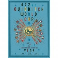 Quidditch World Cup Card