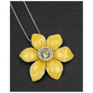 Radiant Daffodil Necklace