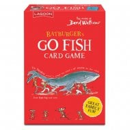 Ratburgers Go Fish Card Game