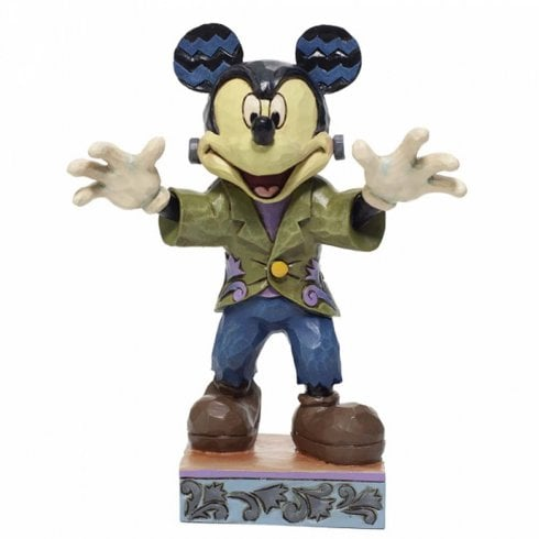 Disney Traditions Re-Animated Character Mickey Figurine
