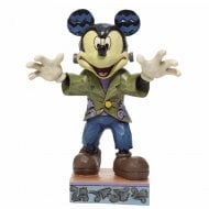 Re-Animated Character Mickey Figurine