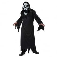 Reaper Elongated Faces Costume Large