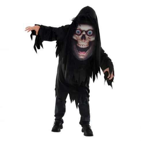 Fun World Reaper Mad Creeper Child Costume Large