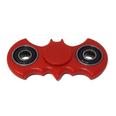 Red Bat Fidget Spinner