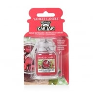 Red Raspberry Ultimate Car Jar Air Freshener