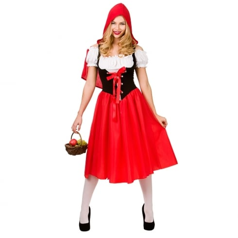 Wicked Costumes Red Riding Hood (XL)