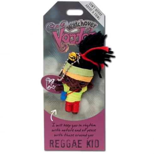 Watchover Voodoo Dolls Reggae Kid