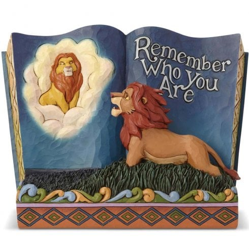 Disney Traditions Remember Who You Are The Lion King Storybook