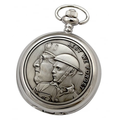 A E Williams Remembering The Fallen Pocket Watch