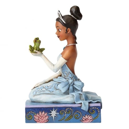 Disney Traditions Resilient and Romantic Tiana with Frog