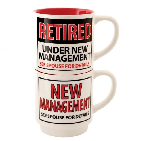 Our Name Is Mud Retired Stacking Mug Set
