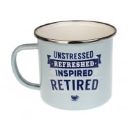 Retired Tin Mug 14