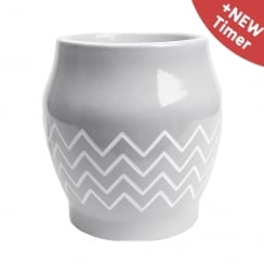 Robyn Scenterpiece Vessel Melt Cup Warmer With Timer