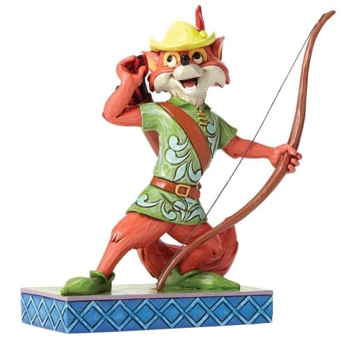 Disney Traditions Rogish Hero Robin Hood