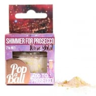 Rose Gold Shimmer For Prosecco