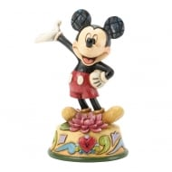 RRP£19.00 July Mickey Mouse Figurine