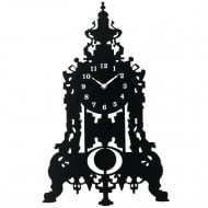 RRP£35 Tower Silhouette Clock