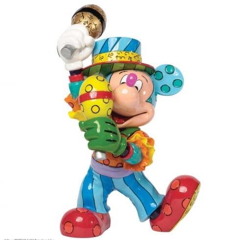 Disney By Britto Samba Mickey Mouse Figurine