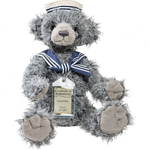 Silver Tag Bears Samuel Limited Edition Bear