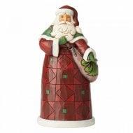 Santa With Satchel