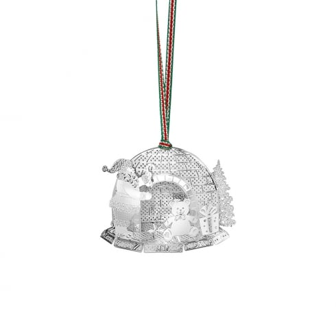 Newbridge Silverware Santas Grotto Christmas Decoration