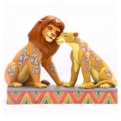 Disney Traditions Savannah Sweethearts (Simba and Nala)