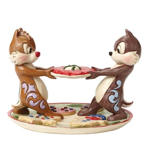 Disney Traditions Save Some For Santa Chip and Dale