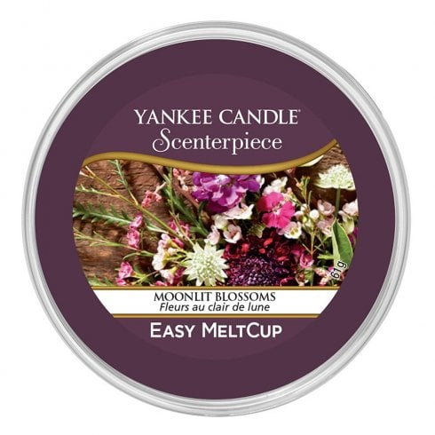 Yankee Candle Scenterpiece Melt Cup Moonlit Blossoms