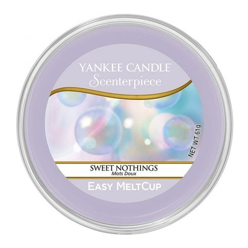 Yankee Candle Scenterpiece Melt Cup Sweet Nothings