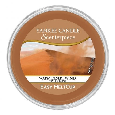Yankee Candle Scenterpiece Melt Cup Warm Desert Wind