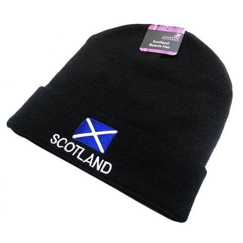 Thistle Products Ltd Scotland Beanie Hat