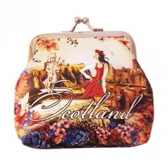 Scotland Coin Purse Small