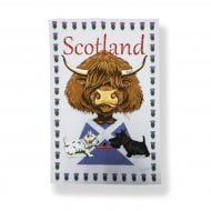 Scotland Cotton Tea Towel